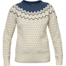 Fjällräven Övik Knit Sweater Women Glacier Green